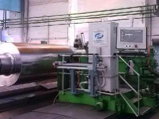 SNK V-35 (L) – automatische Wirbelstrom- und Ultraschallprüfung…