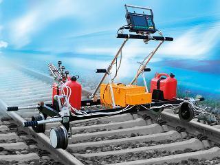 UDS2-73 Schienenfehlerdetektor