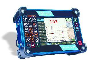 Tragbarer Ultraschal-Fehlerdetektor Sonocon BL