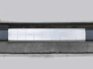 Schienenkalibermuster/Block RS 2353/1-8N-RAIL für…